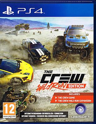 Einfach und sicher online bestellen: The Crew Wild Run Edition (AT-PEGI) in Österreich kaufen.