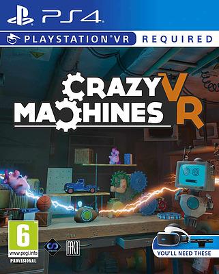 Einfach und sicher online bestellen: Crazy Machines VR in Österreich kaufen.