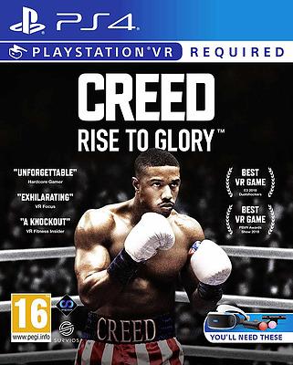 Einfach und sicher online bestellen: Creed: Rise to Glory (PEGI) in Österreich kaufen.