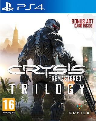 Einfach und sicher online bestellen: Crysis Remastered Trilogy (AT-PEGI) in Österreich kaufen.