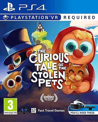 Einfach und sicher online bestellen: The Curious Tale of the Stolen Pets (PEGI) in Österreich kaufen.