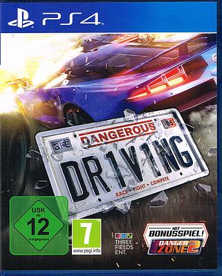 Einfach und sicher online bestellen: Dangerous Driving (AT-PEGI) in Österreich kaufen.
