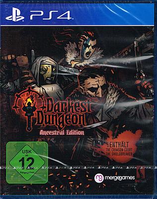 Einfach und sicher online bestellen: Darkest Dungeon: Crimson Edition in Österreich kaufen.