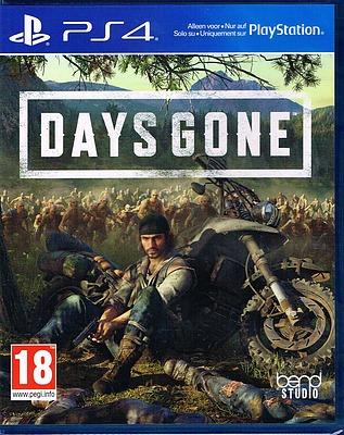 Einfach und sicher online bestellen: Days Gone Day 1 Edition + 4 DLCs (AT-PEGI) in Österreich kaufen.