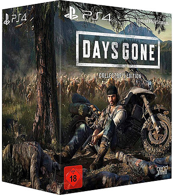 Einfach und sicher online bestellen: Days Gone Collectors Edition (AT-PEGI) in Österreich kaufen.