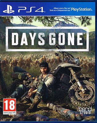 Einfach und sicher online bestellen: Days Gone (PEGI) in Österreich kaufen.