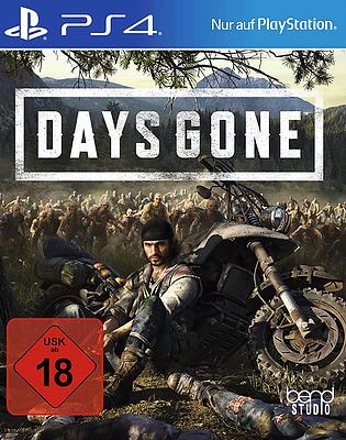 Einfach und sicher online bestellen: Days Gone in Österreich kaufen.