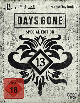 Einfach und sicher online bestellen: Days Gone Special Edition + 4 Boni in Österreich kaufen.