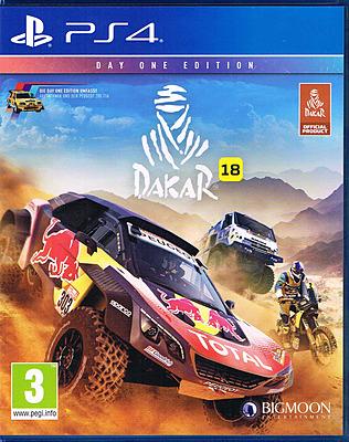 Einfach und sicher online bestellen: Dakar 18 (AT-PEGI) in Österreich kaufen.