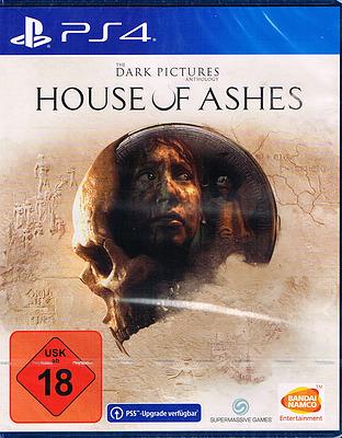 Einfach und sicher online bestellen: The Dark Pictures: House of Ashes (AT-PEGI) in Österreich kaufen.