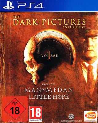 Einfach und sicher online bestellen: The Dark Pictures: Steelbook Anthology Volume 1 in Österreich kaufen.