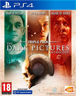 Einfach und sicher online bestellen: The Dark Pictures Anthology - Triple Pack (PEGI) in Österreich kaufen.