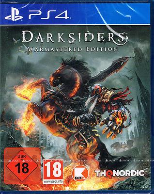 Einfach und sicher online bestellen: Darksiders Warmastered Edition (PEGI) in Österreich kaufen.