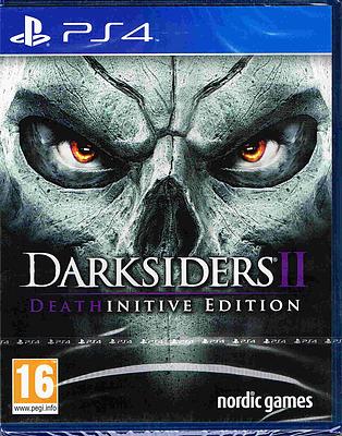 Einfach und sicher online bestellen: Darksiders 2 Deathinitive Edition (PEGI) in Österreich kaufen.