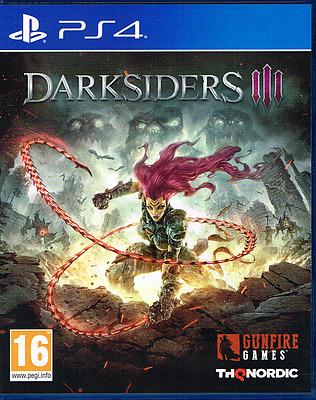 Einfach und sicher online bestellen: Darksiders 3 Day 1 Edition (AT-PEGI) in Österreich kaufen.