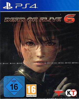 Einfach und sicher online bestellen: Dead or Alive 6 Steelbook Edition in Österreich kaufen.