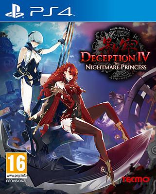Einfach und sicher online bestellen: Deception 4: The Nightmare Princess (Englisch) in Österreich kaufen.