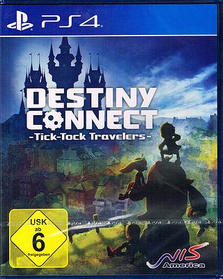 Einfach und sicher online bestellen: Destiny Connect: Tick-Tock Travelers in Österreich kaufen.