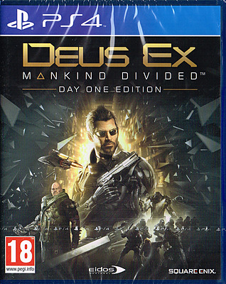 Einfach und sicher online bestellen: Deus Ex: Mankind Divided D1 Edition (EU-Import) in Österreich kaufen.