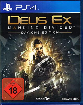 Einfach und sicher online bestellen: Deus Ex: Mankind Divided D1 Edition in Österreich kaufen.