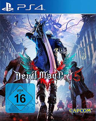 Einfach und sicher online bestellen: Devil May Cry 5 in Österreich kaufen.