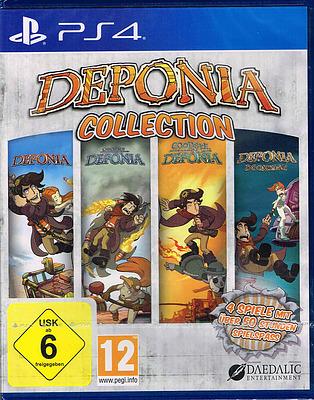 Einfach und sicher online bestellen: Deponia Collection in Österreich kaufen.