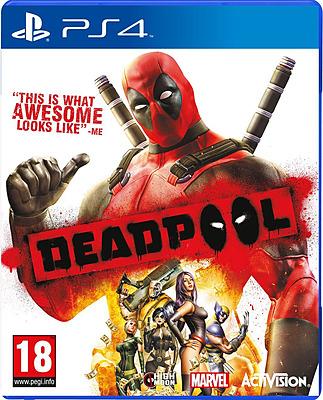 Einfach und sicher online bestellen: Deadpool (EU-Import) in Österreich kaufen.