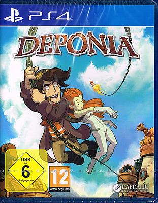 Einfach und sicher online bestellen: Deponia in Österreich kaufen.
