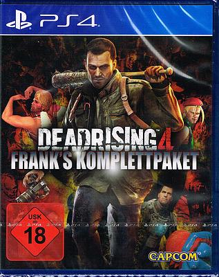 Einfach und sicher online bestellen: Dead Rising 4: Frank's Big Package (AT-PEGI) in Österreich kaufen.