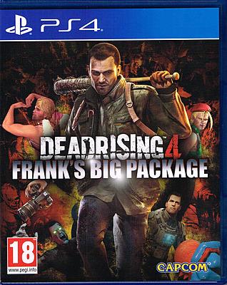 Einfach und sicher online bestellen: Dead Rising 4: Frank's Big Package (PEGI) in Österreich kaufen.