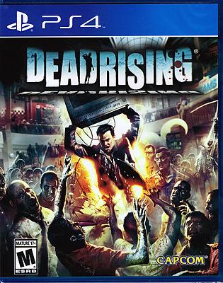 Einfach und sicher online bestellen: Dead Rising HD Remaster (US-Import) in Österreich kaufen.