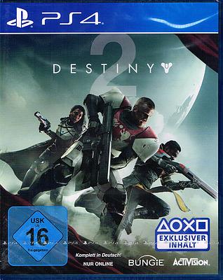 Einfach und sicher online bestellen: Destiny 2 + DLC (AT-PEGI) in Österreich kaufen.