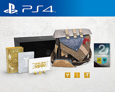 Einfach und sicher online bestellen: Destiny 2 Collectors Edition (EU-Import) in Österreich kaufen.