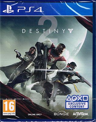 Einfach und sicher online bestellen: Destiny 2 (EU-Import) in Österreich kaufen.