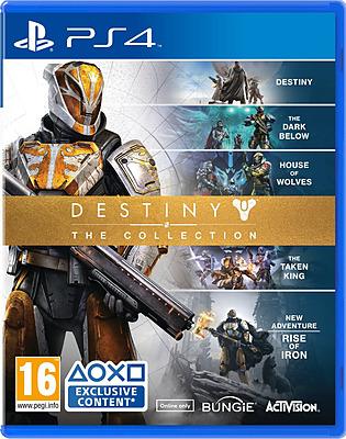 Einfach und sicher online bestellen: Destiny The Collection (PEGI) in Österreich kaufen.