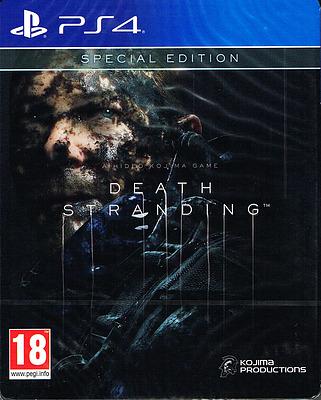 Einfach und sicher online bestellen: Death Stranding Special Edition + 5 Boni (AT-PEGI) in Österreich kaufen.