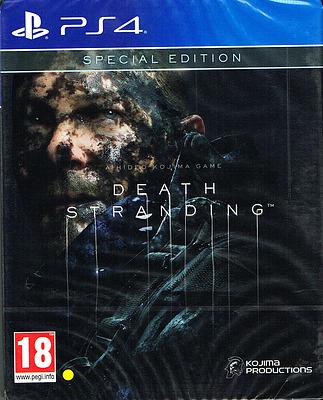 Einfach und sicher online bestellen: Death Stranding Special Edition (PEGI) in Österreich kaufen.