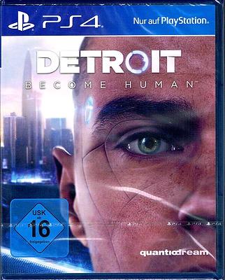 Einfach und sicher online bestellen: Detroit: Become Human + DLC (AT-PEGI) in Österreich kaufen.