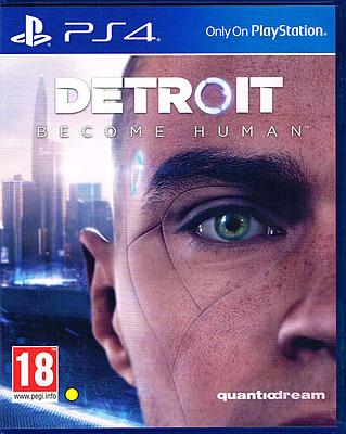 Einfach und sicher online bestellen: Detroit: Become Human (EU-Import) in Österreich kaufen.
