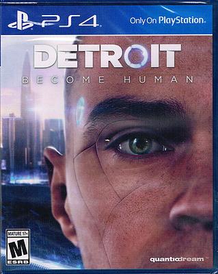 Einfach und sicher online bestellen: Detroit: Become Human (US-Import) in Österreich kaufen.