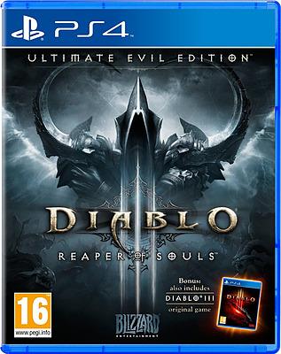 Einfach und sicher online bestellen: Diablo 3 Ultimate Evil Edition (PEGI) in Österreich kaufen.