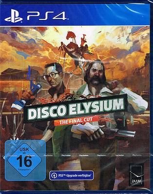 Einfach und sicher online bestellen: Disco Elysium - The Final Cut in Österreich kaufen.