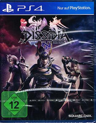 Einfach und sicher online bestellen: Dissidia Final Fantasy NT + 3 DLCs (AT-PEGI) in Österreich kaufen.