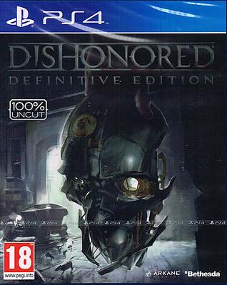 Einfach und sicher online bestellen: Dishonored Definitive Edition (AT-PEGI) in Österreich kaufen.
