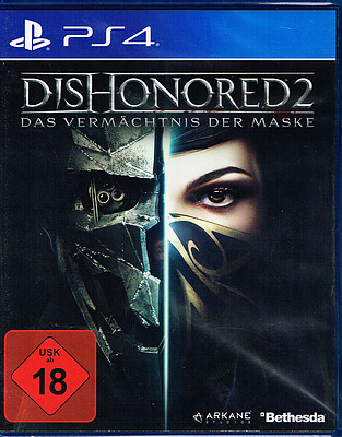 Einfach und sicher online bestellen: Dishonored 2 D1 Edition (AT-PEGI) in Österreich kaufen.