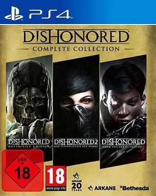 Einfach und sicher online bestellen: Dishonored Complete Collection in Österreich kaufen.