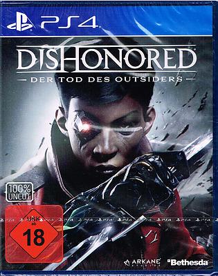 Einfach und sicher online bestellen: Dishonored: Der Tod des Outsiders in Österreich kaufen.