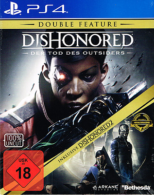 Einfach und sicher online bestellen: Dishonored: Der Tod des Outsiders Double Feature in Österreich kaufen.
