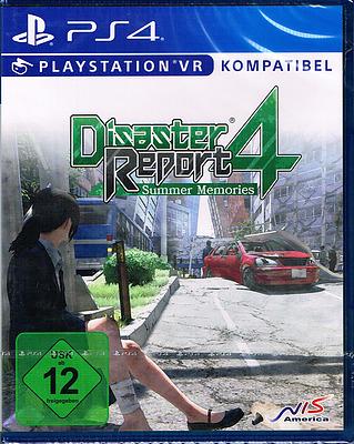 Einfach und sicher online bestellen: Disaster Report 4: Summer Memories in Österreich kaufen.