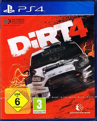 Einfach und sicher online bestellen: DiRT 4 D1 Edition + 3 DLCs (AT-PEGI) in Österreich kaufen.